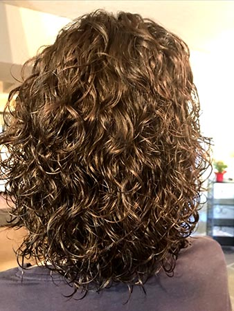 A New Dawn Pdx Dawn Lewis Curls Perms Color And